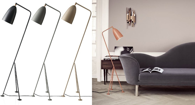 Grossman Lighting For Gubi Grashopper Leseleuchte Innovative Floor Lamps Provide The Best Reading Light Lighting Journal