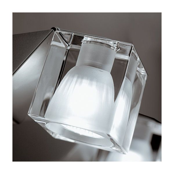 Cubetto Crystal Glass D03 crystal Wall light