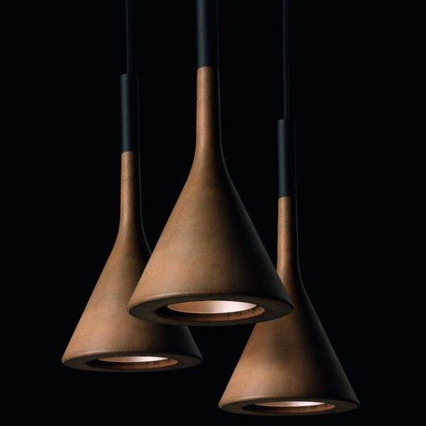 Aplomb pendant light brown combinations