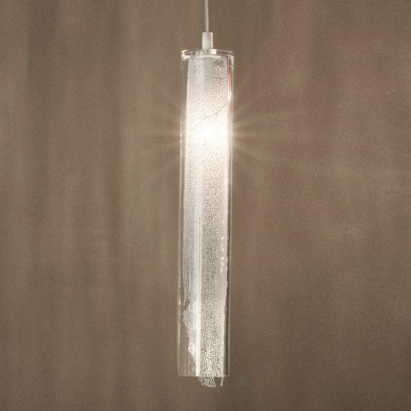 Frame Small Pendant light white