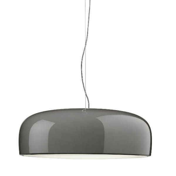 Smithfield S Pendant light, grey