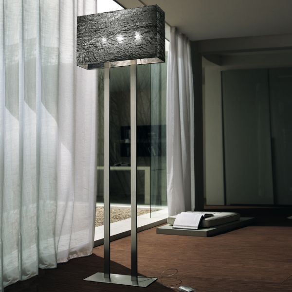 Dress R TE Floor lamp silver
