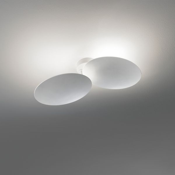 Puzzle Double Round Ceiling/Wall light