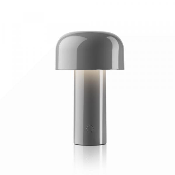 Bellhop Battery Table lamp, grey