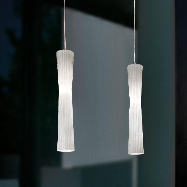 Frise SO 2 Pendant light silken white