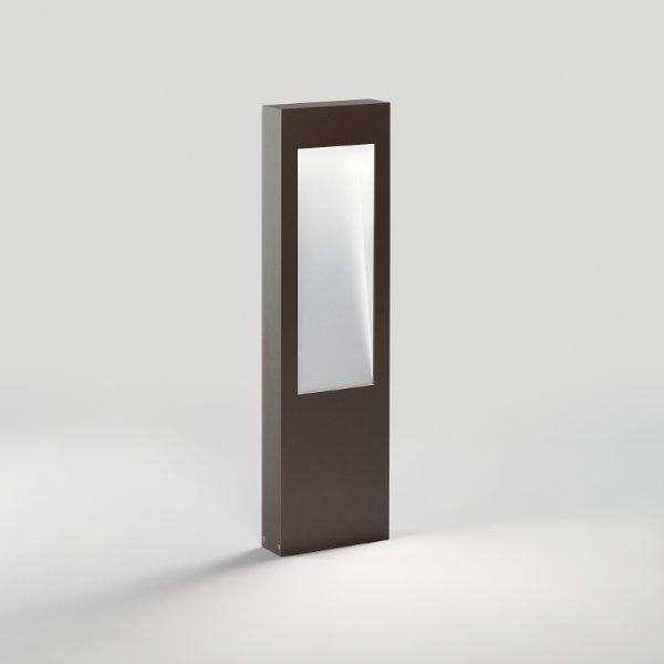 Walker bollard lamp grey-brown