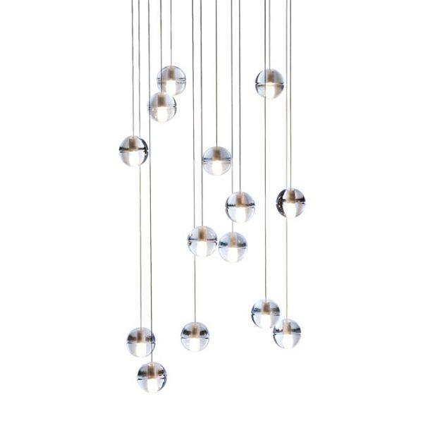 14.14 rectangular pendant light