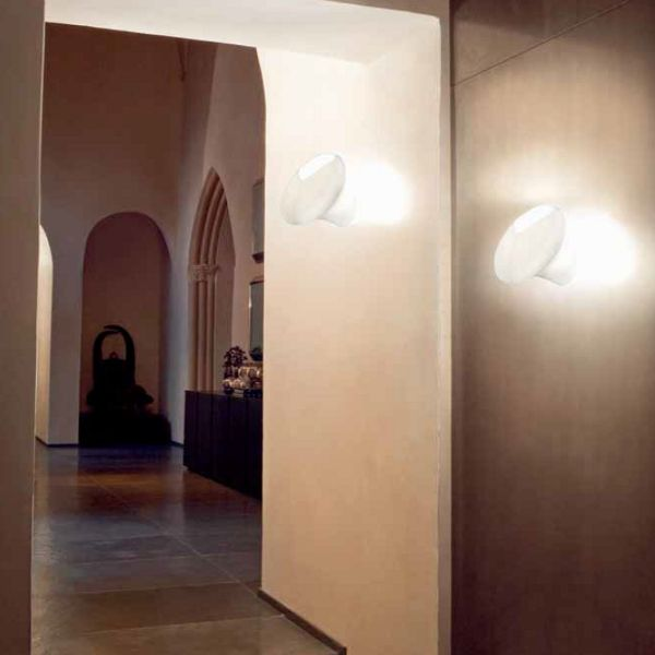 Ferea AP Wall sconce, exapmle in living area