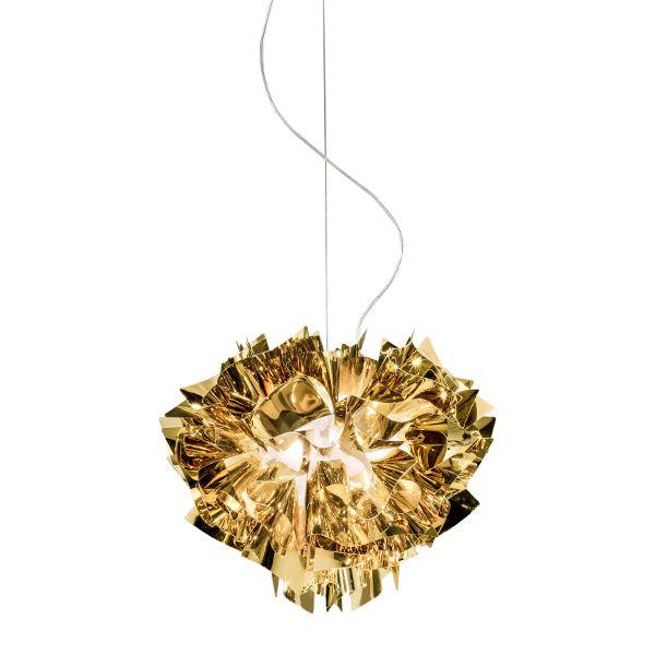 Veli Metallic Pendant light gold