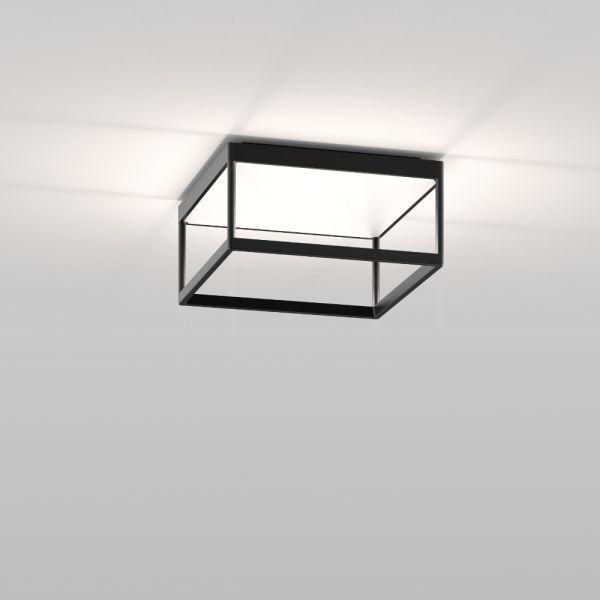 Reflex² 150 M Ceiling light black, Reflector white