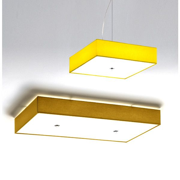 Rettangolo Slim Lamp collection