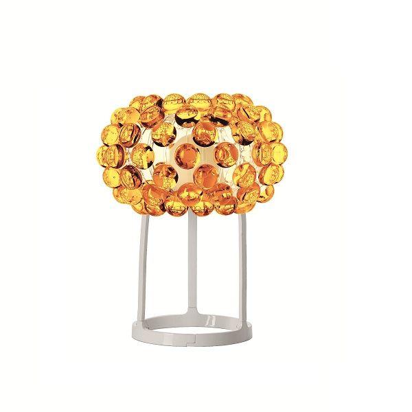 Caboche piccola table lamp gold