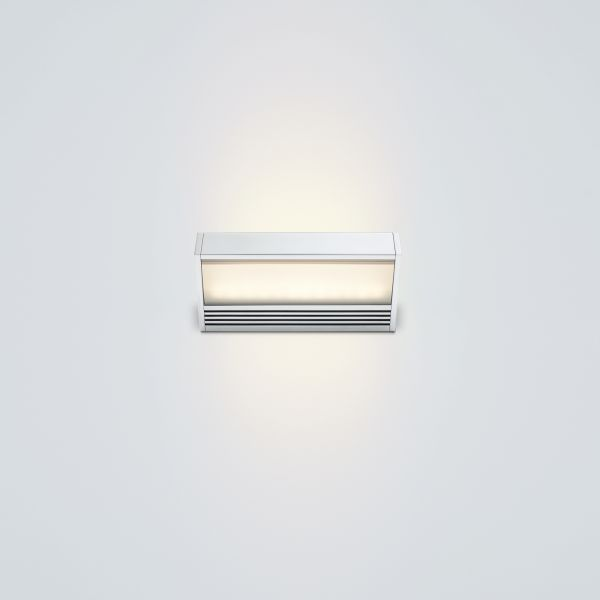 SML LED 150 Wall light lacquered silver