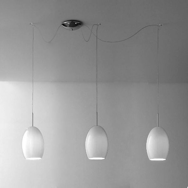 EGG SO 3 Pendant light
