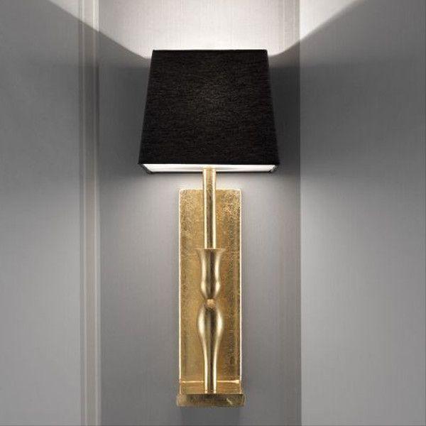 SLIM A1 wall light, gold