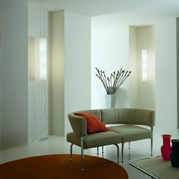 Floor lamp Carrè SV in an accomondation example