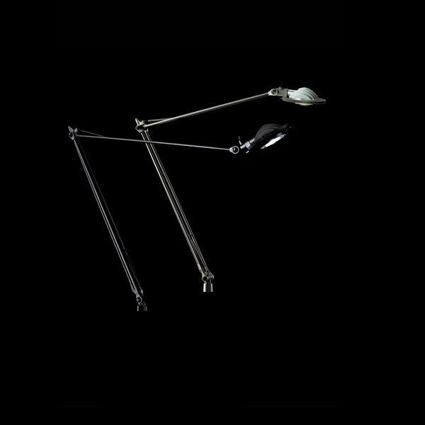 Berenice D12pt LED Table light, alu and black