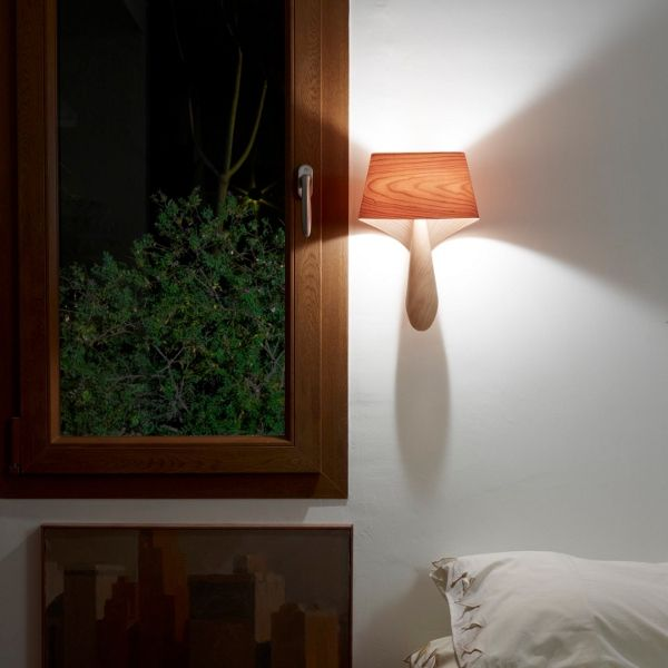 Air wall lamp cherry - not available for USA, Canada & Australia