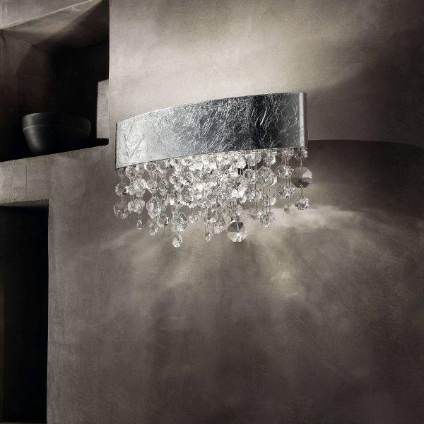 Ola A1 OV 30 Wall light silver