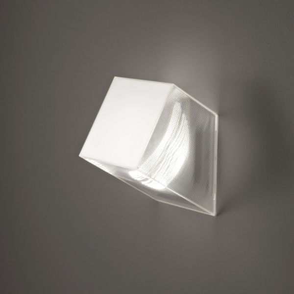 Beetle 60° Cube Wall/Ceiling light small