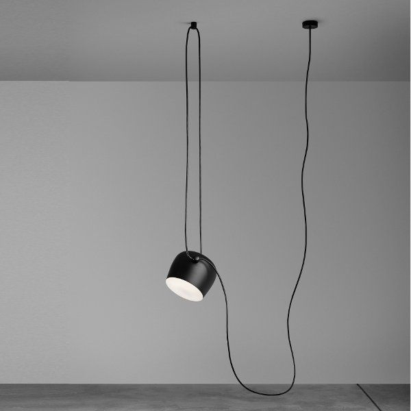 Aim Pendant light black