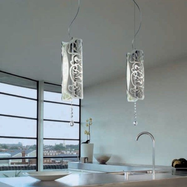 Charme S Pendant light platinc