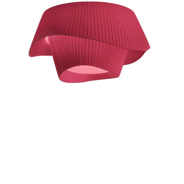 Cocò Ceiling Light wine red