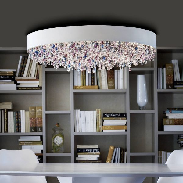 Olà PL6 90 LED Ceiling Light white
