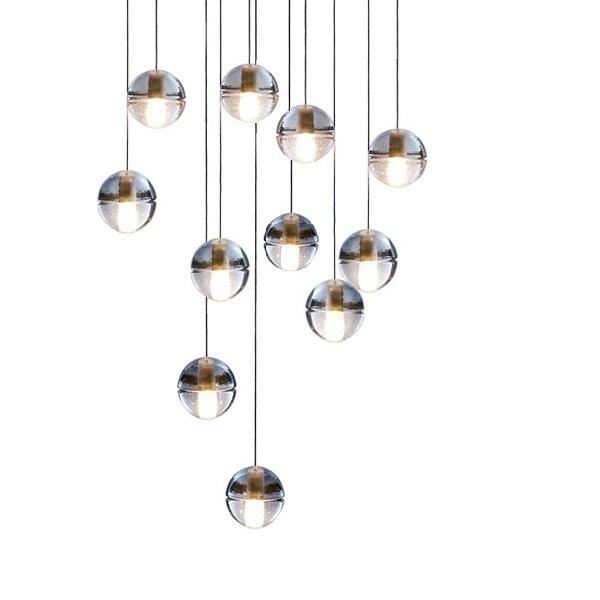 Bocci 1411 rectangle pendant light lightingdeluxe aloadofball Image collections