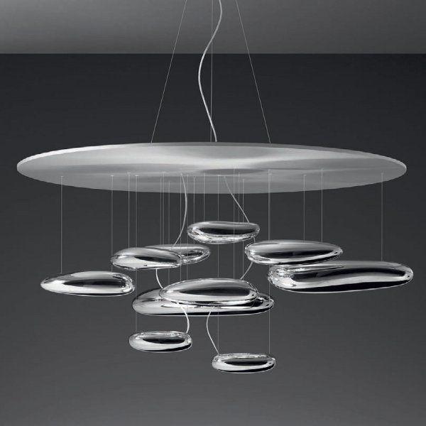 The Mercury sospensione pendant light