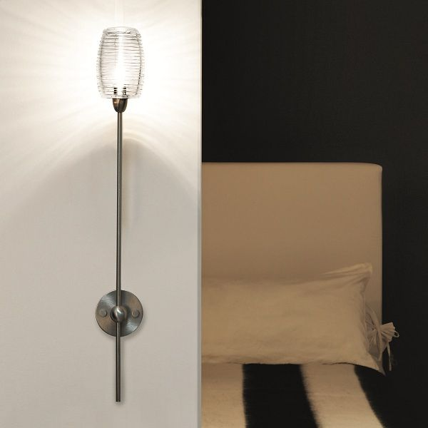 Damasco AP 1B P Wall sconce