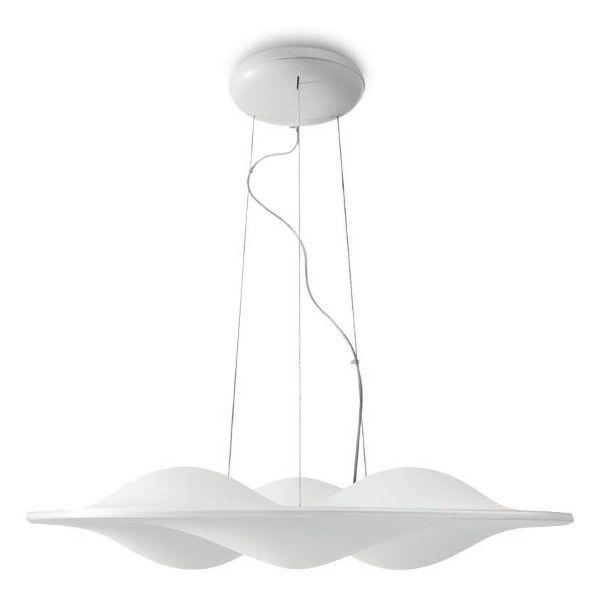 Circle Wave pendant light