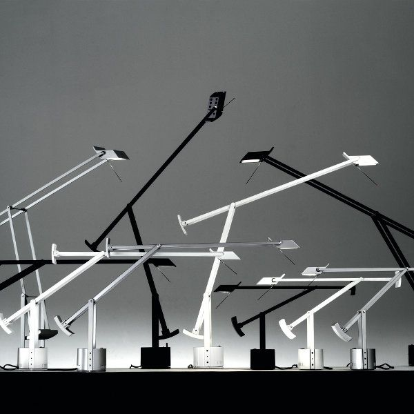 Tizio table lights