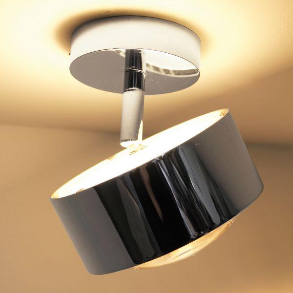 Puk Maxx Turn Halo Up- & Downlight Ceiling light
