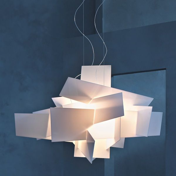 Big bang Pendant light