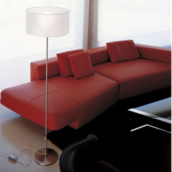 FOG TE Floor lamp white
