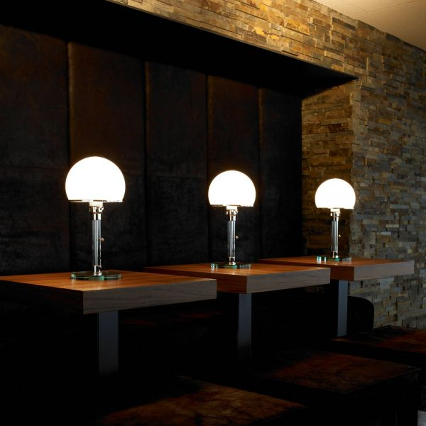 Wagenfeld WG24 table light
