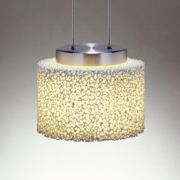 Reef Single G9 Halogen pendant light