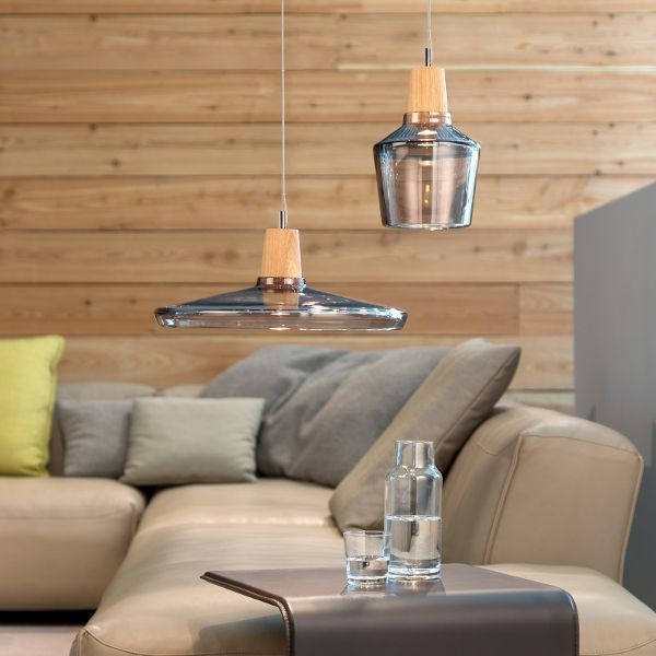 Industrial 26/14P Pendant light