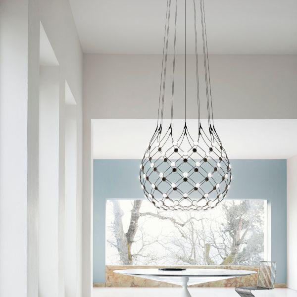 Luceplan Mesh pendant light