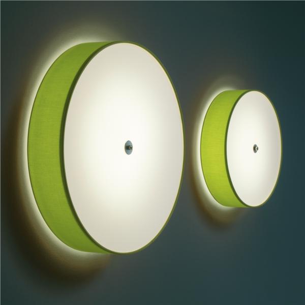 Discovolante E27 D40 Lycra Flamer Ceiling-/ Wall lamp