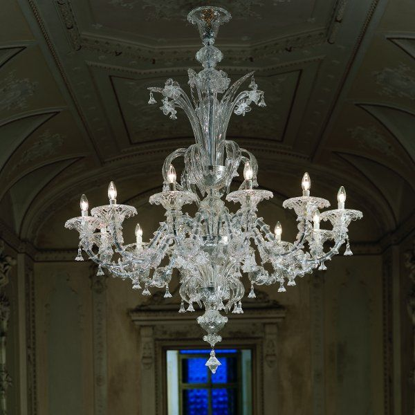 The K12 chandelier from the 7099 line