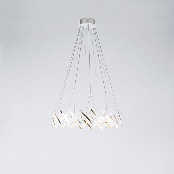 Zoom 1 Element LED pendant light