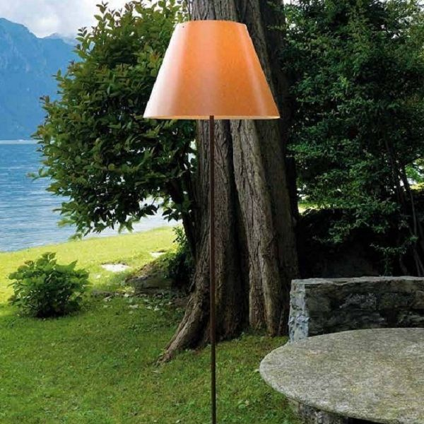 Grande Costanza open air D13G.air/3 outdoor floor light