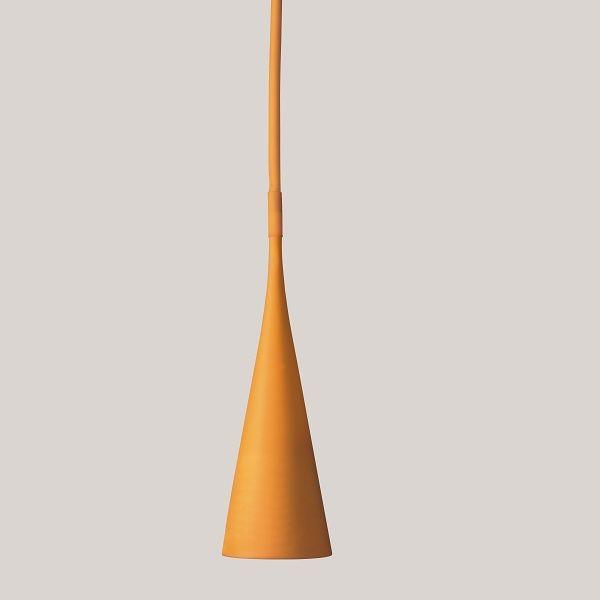 Uto Pendant light, orange