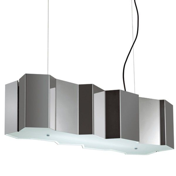 Fold Sospensione Media suspension lamp