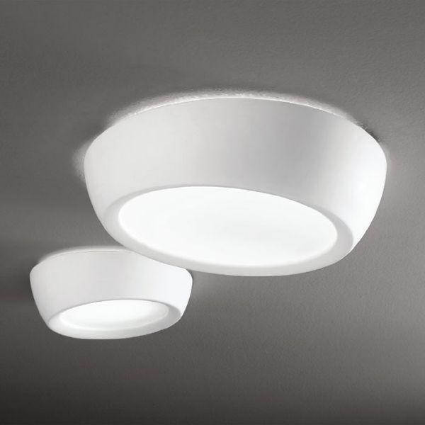 New Gesso Ceiling Light