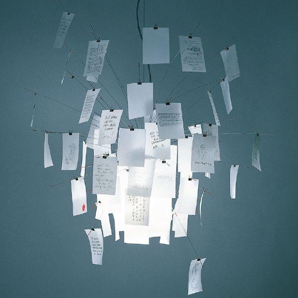 Zettel'z 6 Pendant light