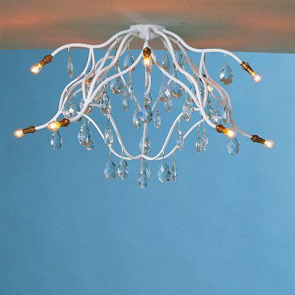 Jahreszeiten winter ceiling light