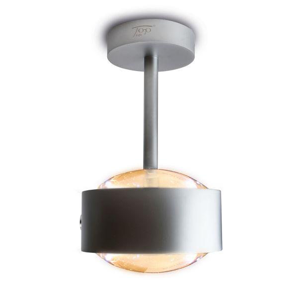 Puk Maxx Eye Halo Ceiling Light, chrome matt